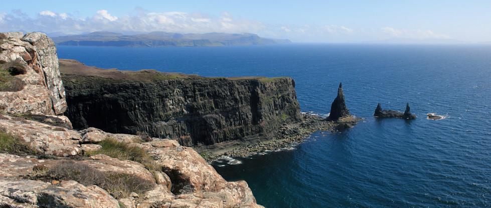 Macleod's Maidens, Duirinish, Skye
