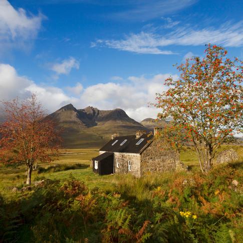 Sept : Shenavall, North West Highlands