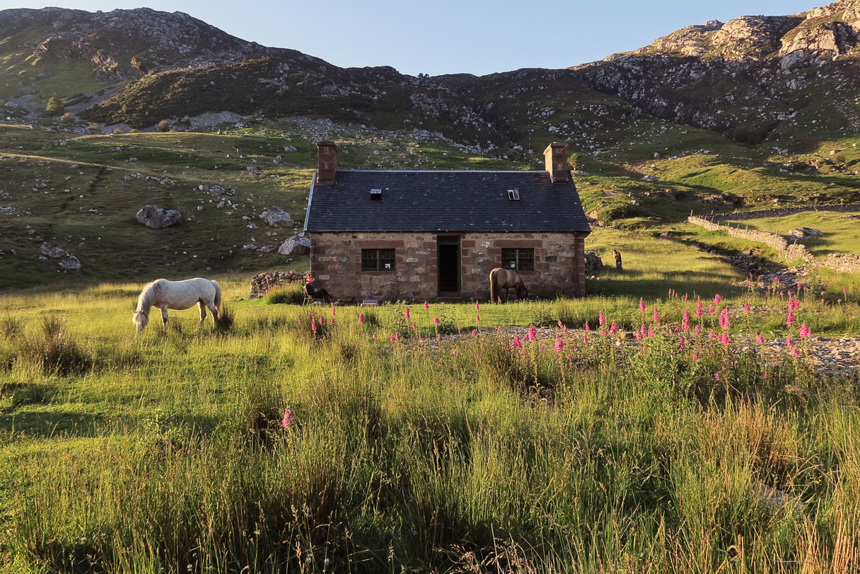 Glendhu Bothy, Northern Highlands