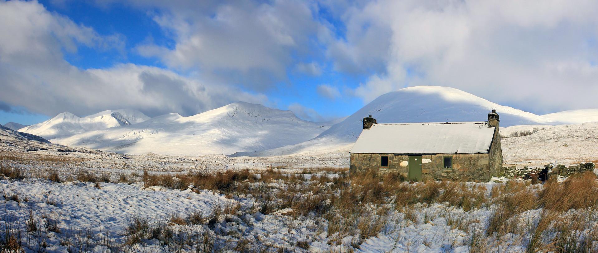 Meanach Bothy, Central Highlands