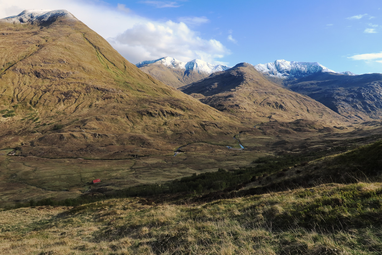 Camban Bothy, North West Highlands