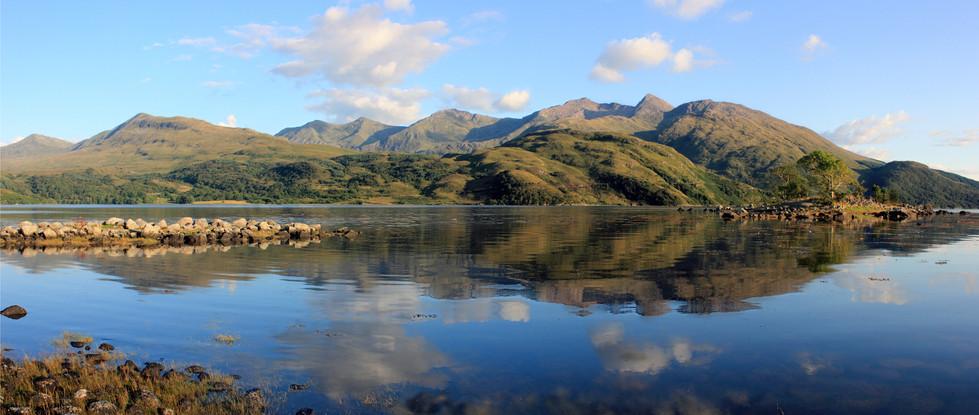 Loch Etive from Cadderlie Bothy
