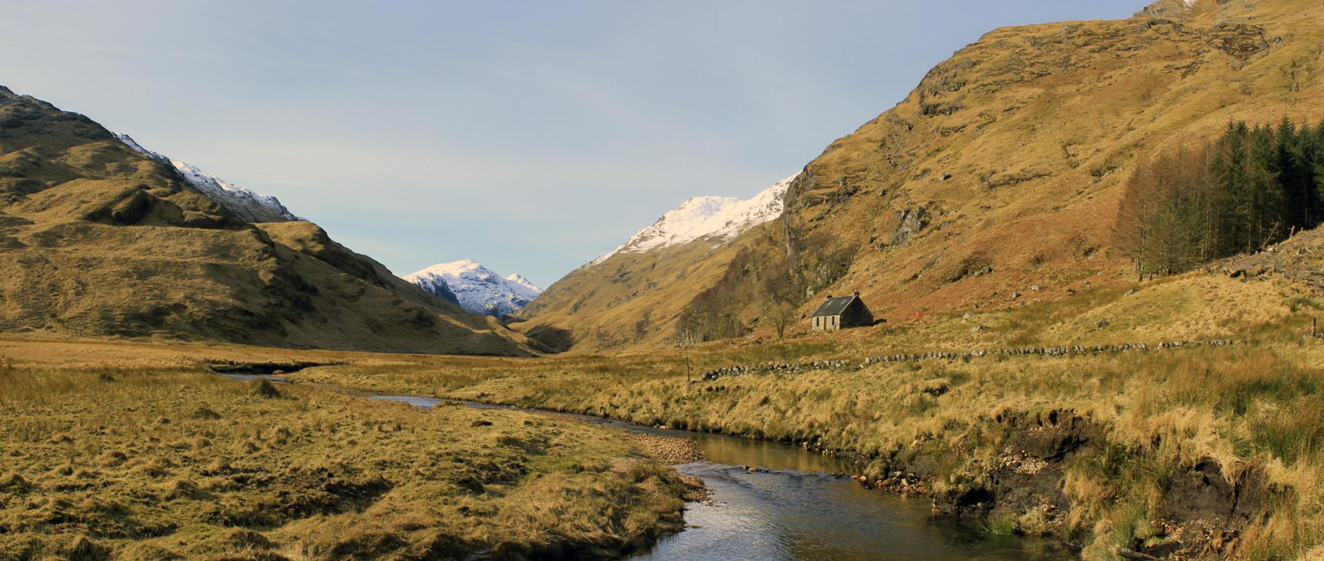 Glen Pean Bothy, Western Highlands