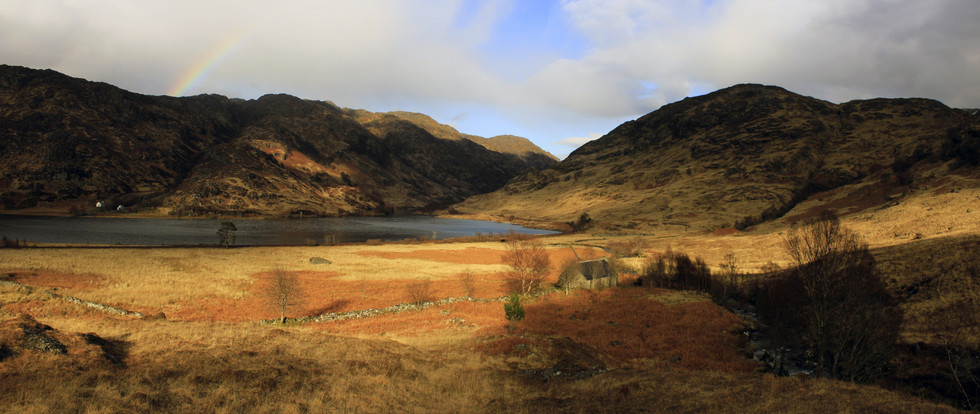 Essan Bothy, Western Highlands
