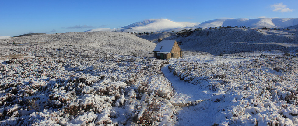 Ryvoan bothy, cairngorms National Park