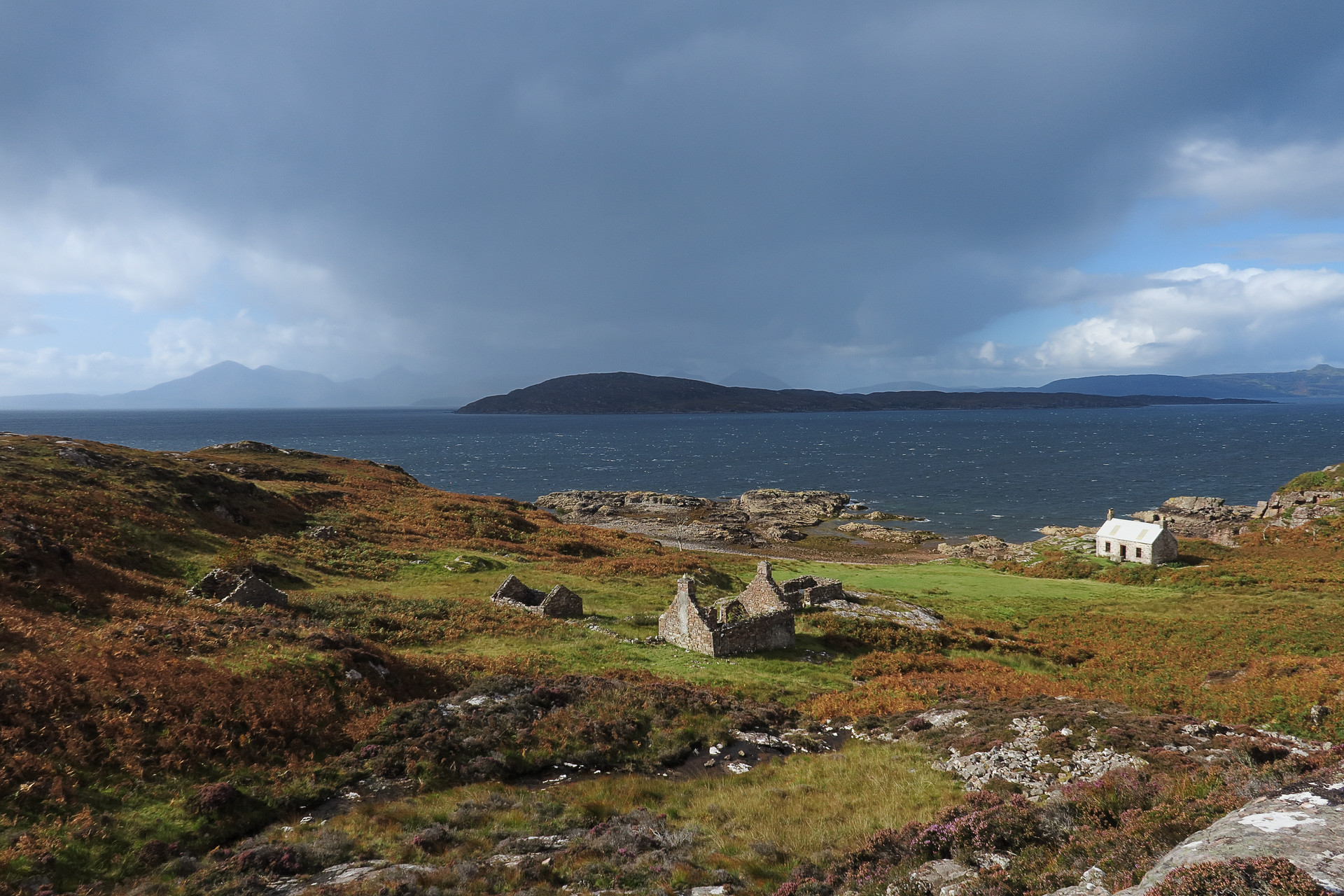 Uags Bothy, Applecross, North West Highlands