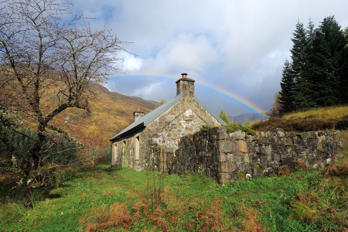 GlenDhu-Lighe Bothy, Western Highlands