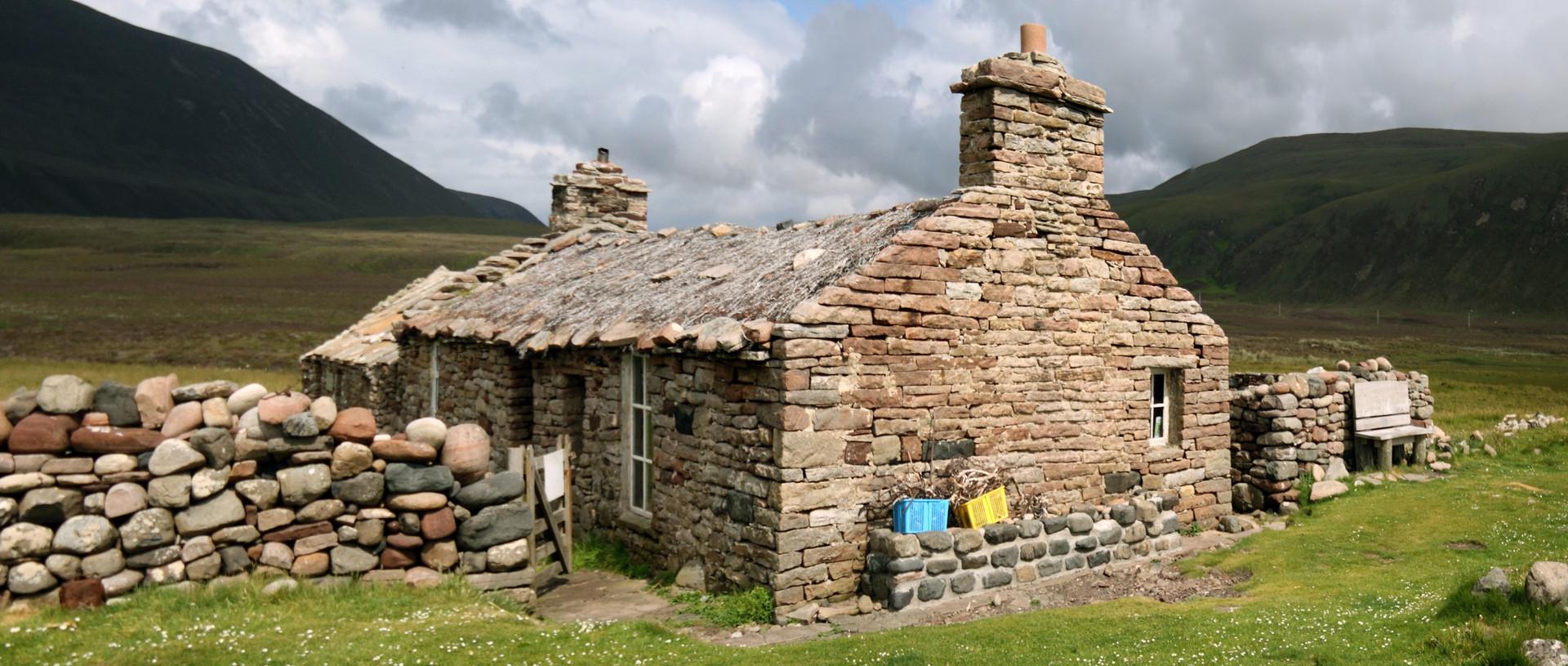 Burnmouth cottage, Hoy, Orkney
