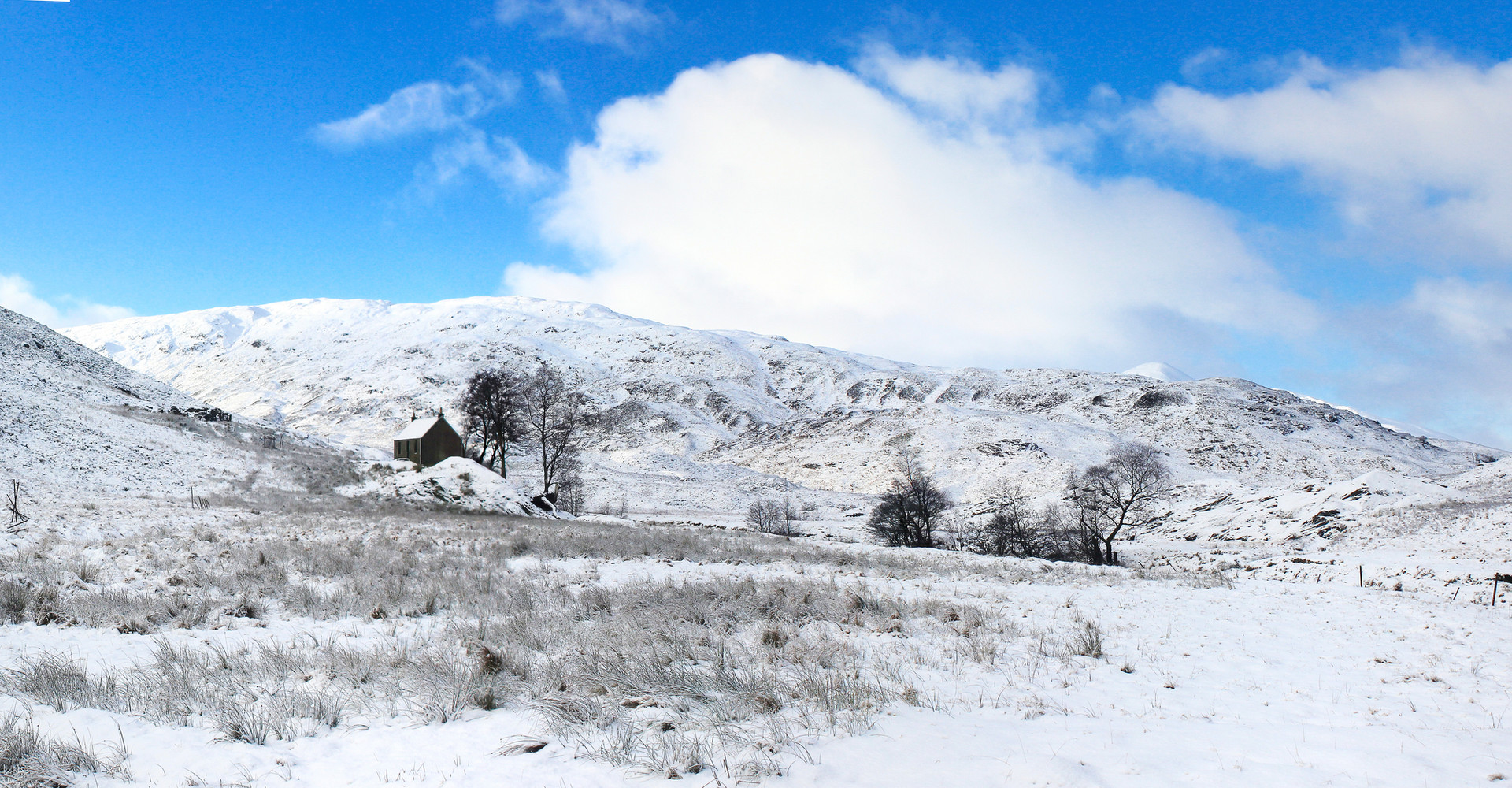 Staoineag Bothy, Central Highlands