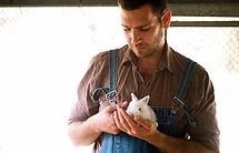 Baby gospodarstwie Bunny