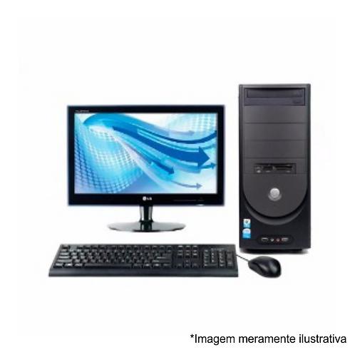 Intel, Core 2 Duo E7500, 4Gb, HD 320Gb, Monitor LCD 15