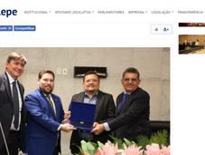 Defensores do meio ambiente recebem homenagem do Legislativo (07/10/2019)