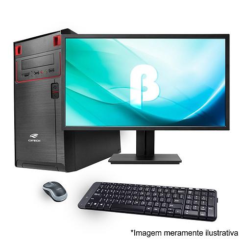 """Epia Mini, ATX VIA CN700 (Aton),2Gb, HD80Gb, Monitor LCD 15"""""""