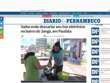 Saiba onde descartar seu lixo eletrônico no bairro do Janga, em Paulista