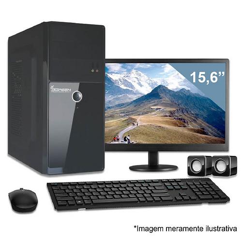 ASUS,Core 2 Duo E6550, 4Gb, HD 320Gb, Monitor LCD 15