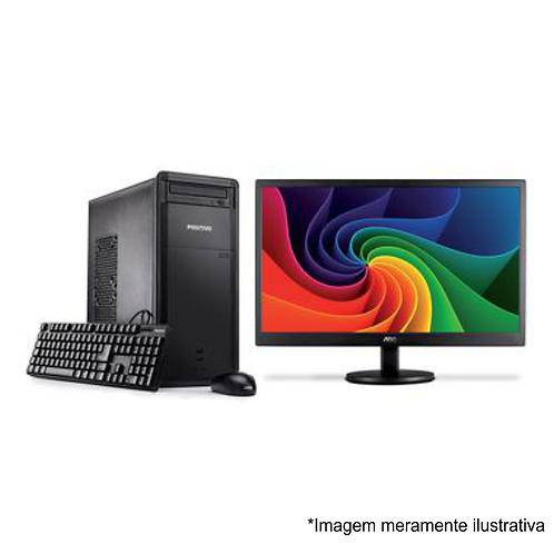 AMD Sempron, 2Gb, HD 160Gb, Monitor LCD 15