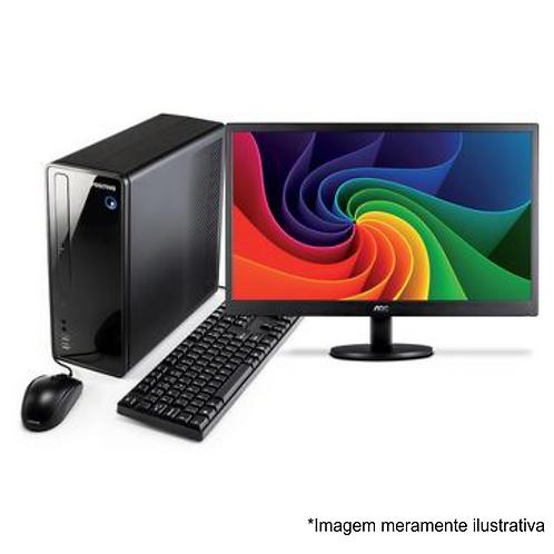 IPM31, Core 2 Duo, 2Gb, HD 160Gb, Monitor LCD 15