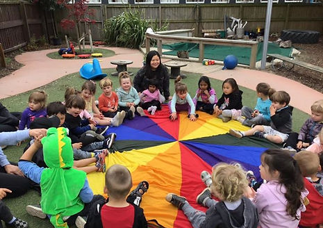Play time fun at Avonside Early Childhood Centre