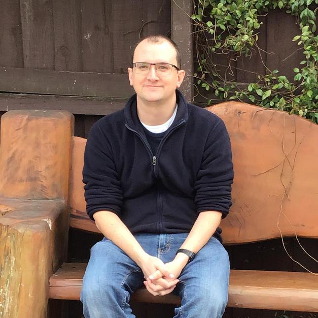 Aaron Caldwell (Teacher)