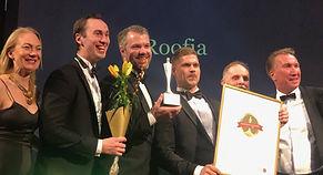 Ägare och VD av Roofia