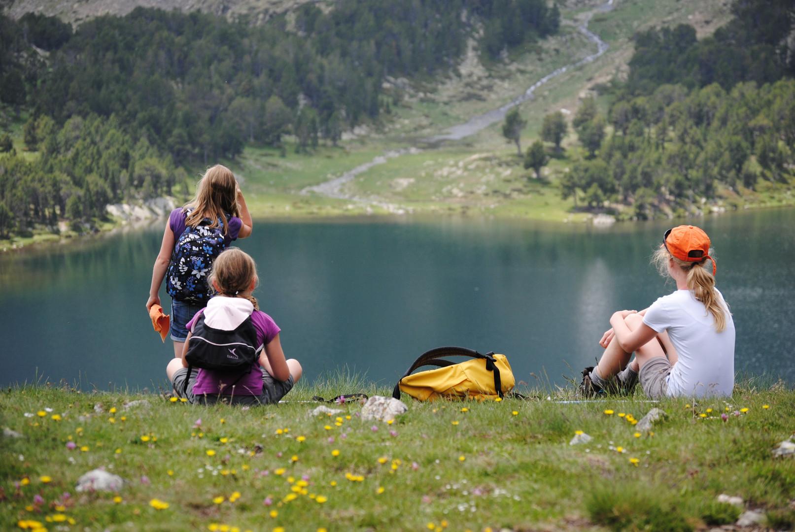 Lac du Tarbesou meer