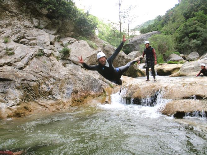 Canyoning Gorges de Galamus