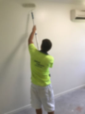 United Painters Painting Wall