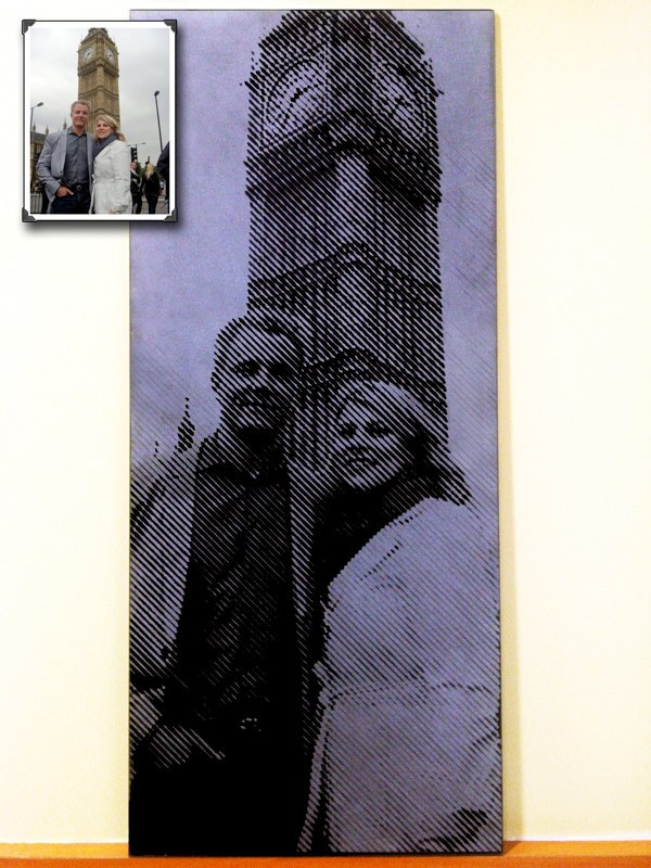Big Ben in Time