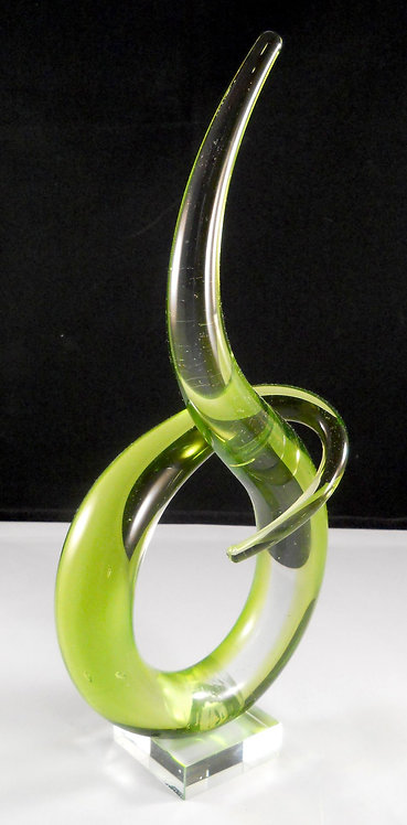 Executive Glass Art Award