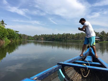 新しい提携先、アーユルヴェーダ・ヨガリトリート施設。カーピルビーチ at Kerala