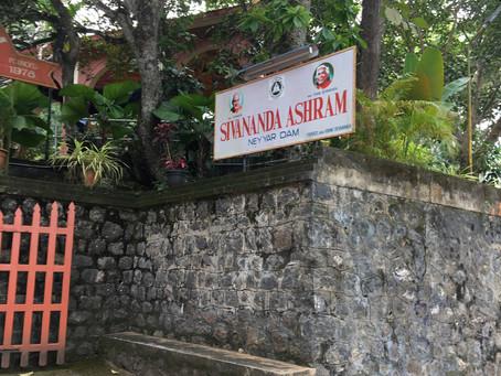 トリバンドラムにあるSivananda Ashramに行ってきました。