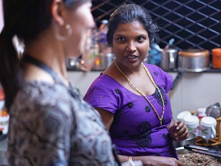 南インドお料理教室始めました!