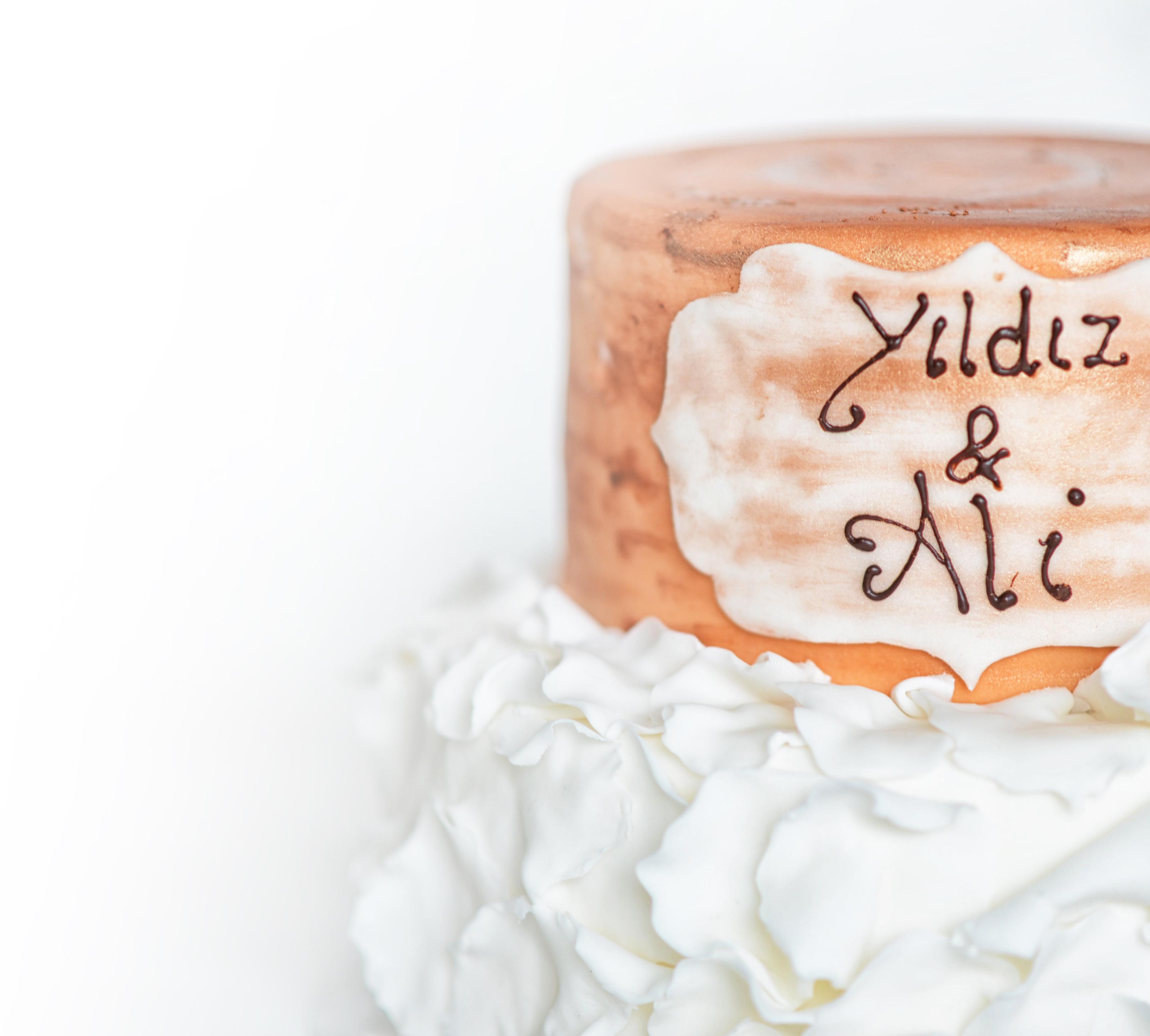 Zur Verlobung von Yıldız und Ali