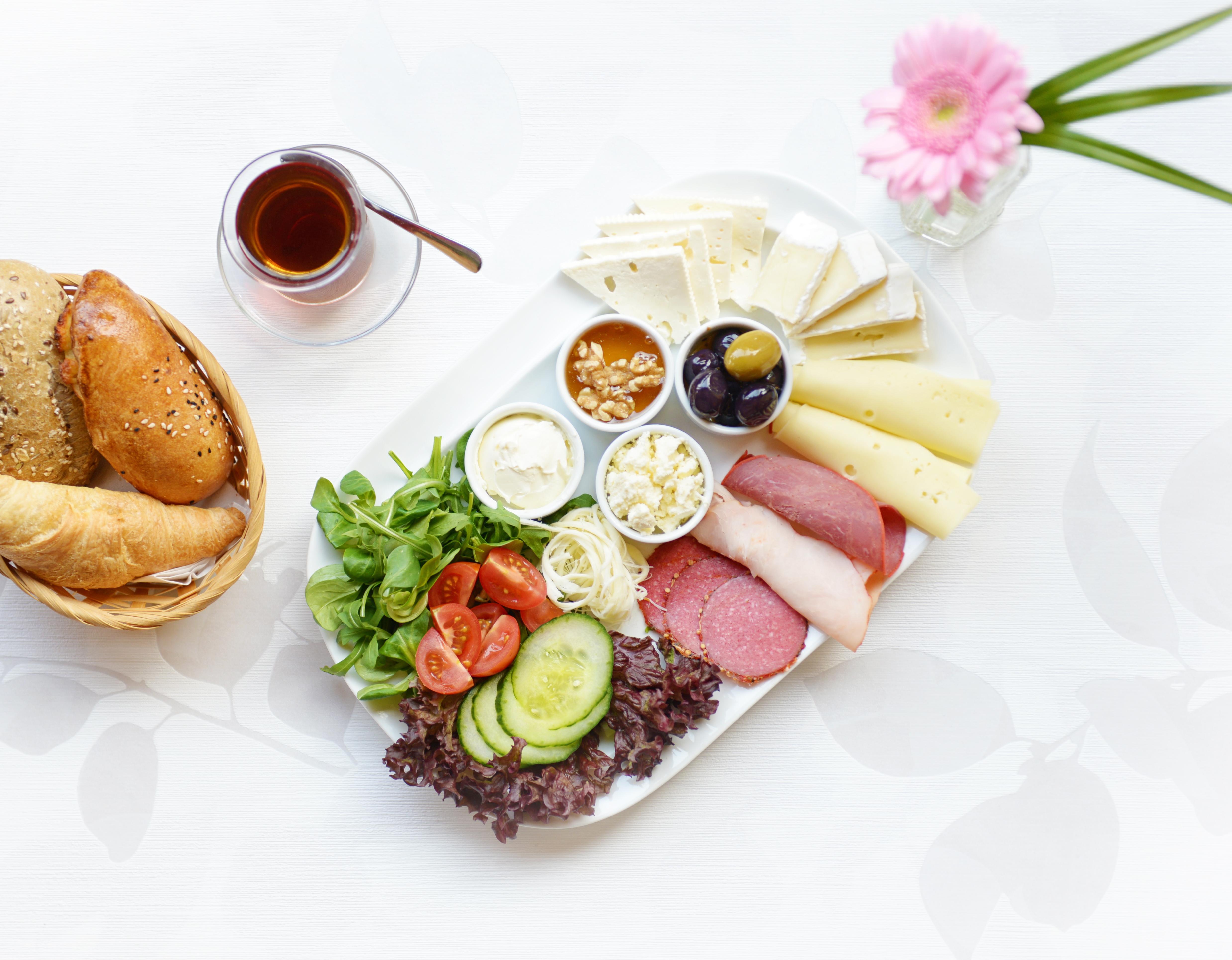 Frühstücksvariationen