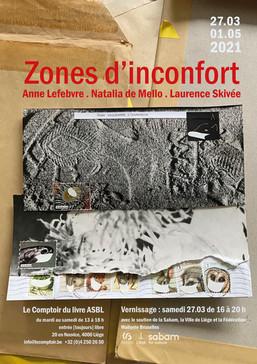 Zones d'inconfort du 27/3 au 1/5 2021
