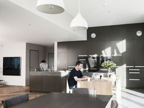 Selected interiors