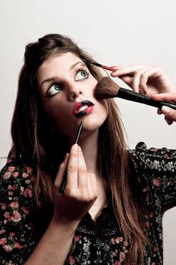 For Liz - Make up artist