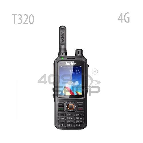 T320 Inrico HK 4G Wifi LTE Zello 409PTT 手持 網絡 對講機