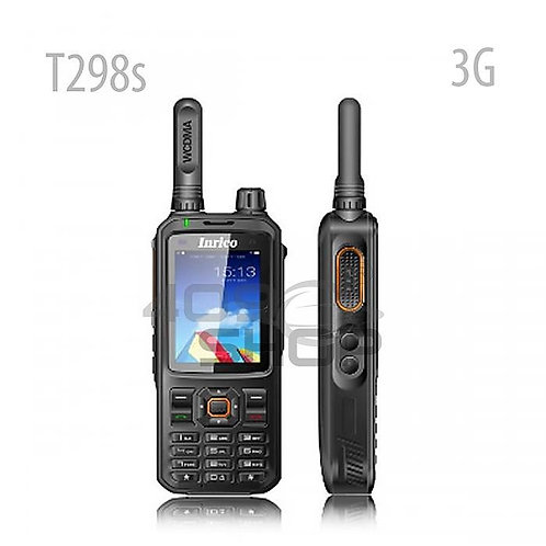 T298S INRICO 3G 網絡對講智能手機 + UHF / VHF