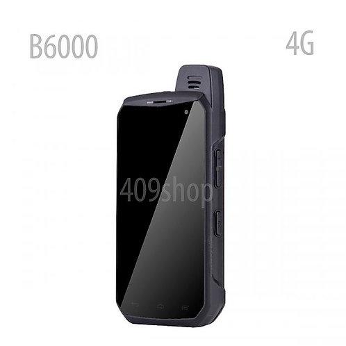 B6000 4G LTE Zello PTT對講機Octa Core 4GB RAM 64GB ROM