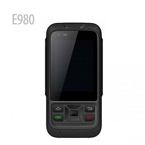 E980 IP68 4G / Lte Poc 防水防震 PTT 8MP 4600mAh Android 7.0 對講機