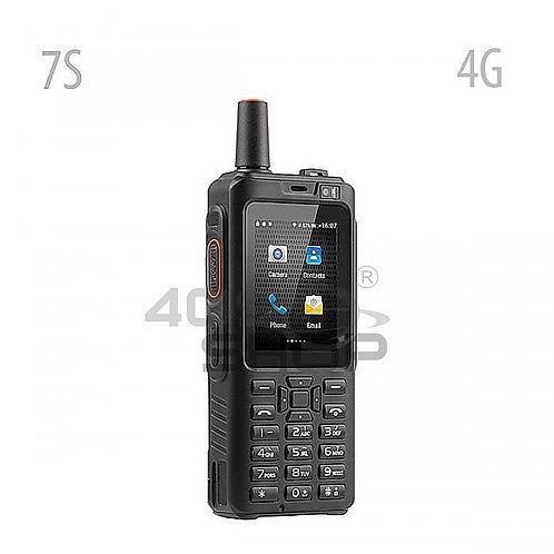 7SPLUS PTT 網絡對講機 4G LTE Android 適用於 Zello 409PTT