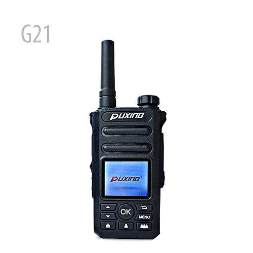 PUXING G21 4G WiFi 藍牙 網絡對講機