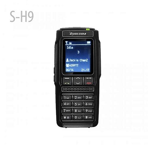 Surecom S-H9 4G LTE 手持對講機,網絡對講機