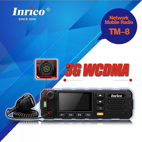 TM-8 Inrico newest and hot-selling mobile radio for car