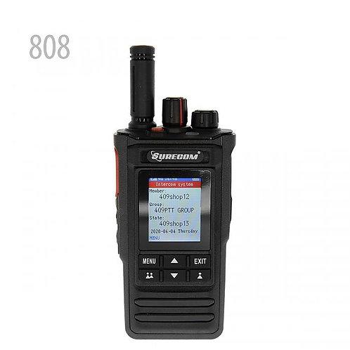 Surecom S808 /S808GPS IP67 防水POC IP 網絡對講機
