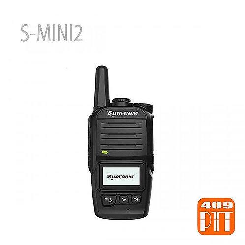 Surecom S-Mini2 迷你網絡對講機+平台服務