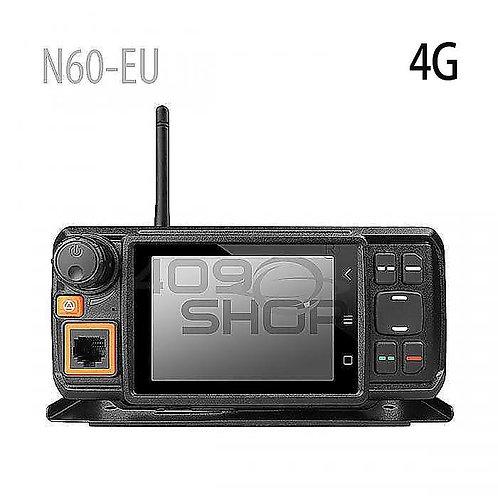 N60-EU 4G WiFi 藍牙 網絡車台對講機