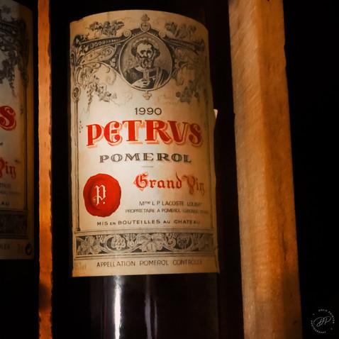 Petrvs Pomerol Grand Vin 1990
