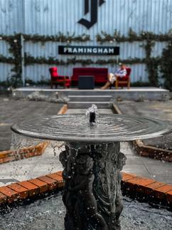 Frammingham Fountain